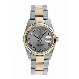 Rolex Datejust 16203 36mm Unisex Watch