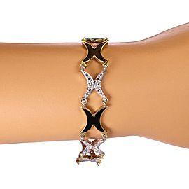 Diamond, Onyx Bracelet