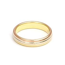 Cartier Ring Size 7.25