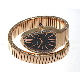 Bulgari Serpenti Tubogas 35mm Womens Watch