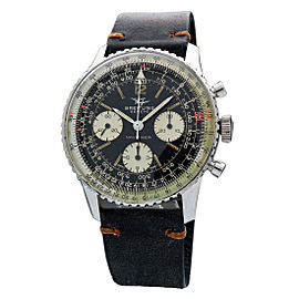 Breitling Navitimer 806 Vintage 41mm Mens Watch