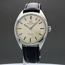 IWC Yacht Club 811A No-Date Vintage 36mm Mens Watch