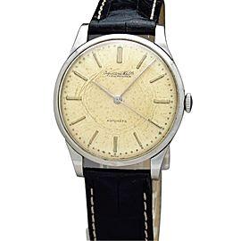 IWC 853 Vintage 35mm Mens Watch 1958