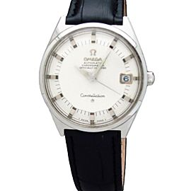 Omega Constellation 168.025 Pie Pan 1960s Vintage 34mm Mens Watch