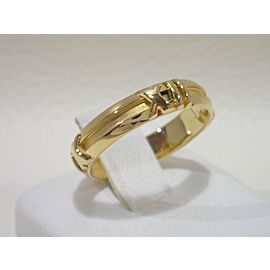 Tiffany & Co. 18K Yellow Gold Ring Size 7.5