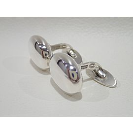 Georg Jensen Sterling Silver Cufflinks