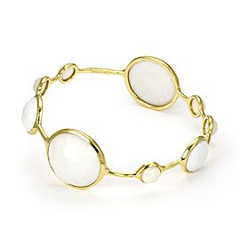 Ippolita 18K Yellow Gold Agate Bracelet