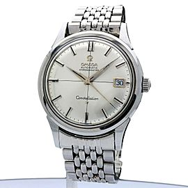 Omega Constellation 14777 Vintage Jumbo 37mm Mens Watch 1961