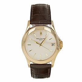 Patek Philippe Calatrava 5107J-001 37mm Mens Watch