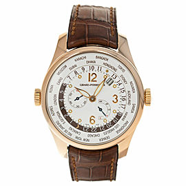 Girard Perregaux WW.TC 49851 41mm Mens Watch