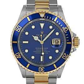 Rolex Submariner 16613A 40mm Mens Watch