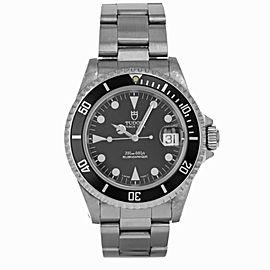 Tudor Submariner Prince Date 79190 40mm Mens Watch
