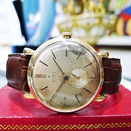 Rolex Perpetual Chronometer 18k Rose Gold Wriswatch Circa 1943