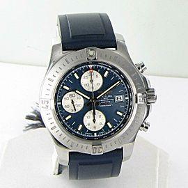 Breitling Colt Chronograph Automatic Blue Dial Men's Watch A1338811/C914-145S