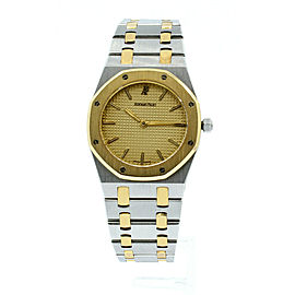 Audemars Piguet Royal Oak Two Tone Steel/18kt Vintage Quartz Watch