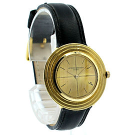 Vacheron Constantin 18k Yellow Gold Handwind Dress Ultra Thin Watch Ref: 6508