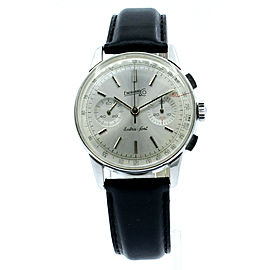 Vintage Eberhard & Co Extra-Fort Steel Chronograph Hand Winding Watch Ref: 31003