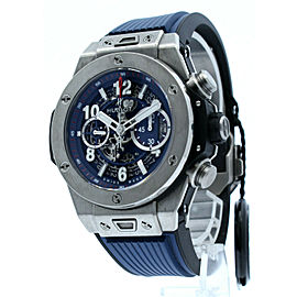 Hublot Big Bang Unico Titanium Flyback Chronograph Automatic Ref: 411.NX.5179.RX