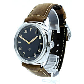 Panerai Radiomir PAM 424 California 3 Days 47mm Stainless Steel Watch