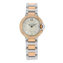 Cartier Ballon Bleu W3BB0009 28mm Womens Watch
