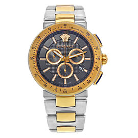 Versace Mystique VFG100014 46mm Mens Watch