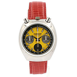 VINTAGE CITIZEN BULLHEAD CHRONOGRAPH AUTOMATIC STAINLESS CAL. 8110 REF. 67-9011
