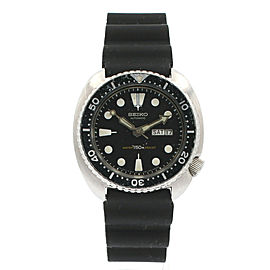 SEIKO DIVER 150m STAINLESS AUTOMATIC DAY-DATE 42mm Ref: 6309-7049