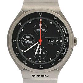 Porsche Design Eterna Day-Date Chronograph Automatic Titanium P6530 LIMITED ED.