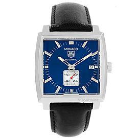 Tag Heuer Monaco WW2111.FC6204 37.5mm Mens Watch