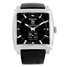 Tag Heuer Monaco WW2110 37.5 Mens Watch