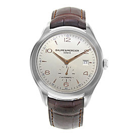 Baume & Mercier Clifton MOA10054 41mm Mens Watch