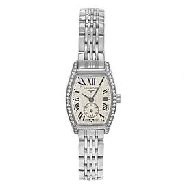 Longines Evidenza L2.175.0 20mm Womens Watch