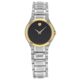 Movado Sapphire 606786 28mm Womens Watch