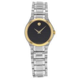 Movado Sapphire 606786 28mm Womens Watch