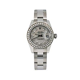 Rolex Datejust 179160 26mm Womens Watch