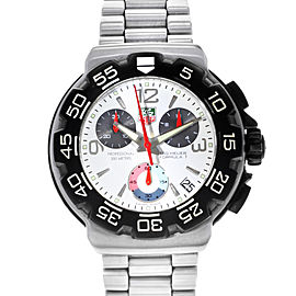 Tag Heuer Formula 1 CAC1111.BA0850 41mm Mens Watch