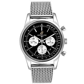 Breitling Transocean Chronograph Limited Edition Mens Watch AB0151