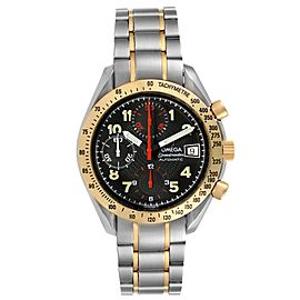 Omega Speedmaster Mark 40 Steel Yellow Gold Automatic Watch 3313.53.00