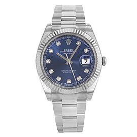 Rolex Datejust 1263344 41mm Mens Watch