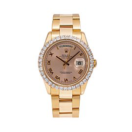 Rolex Day-Date 118205 36mm Womens Watch