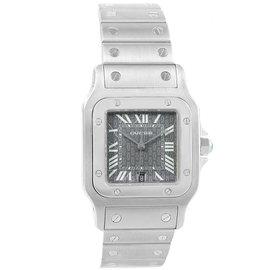 Cartier Santos Galbee W20061D6 29mm Unisex Watch