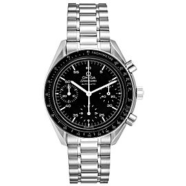 Omega Speedmaster Reduced Hesalite Crystal Automatic Mens Watch 3510.50.00