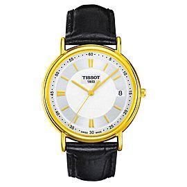 Tissot Classic Carson T907.410.16.031.00 18K Yellow Gold 40mm Mens Watch