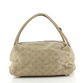 Louis Vuitton Galatea Handbag Mahina Leather PM