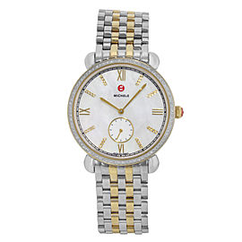 Michele Gracile MWW26A000003 36mm Womens Watch