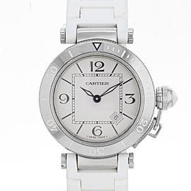 Cartier Pasha W3140002 33mm Womens Watch