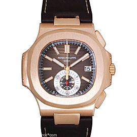 Patek Philippe Nautilus 5980R 40.5mm Watch