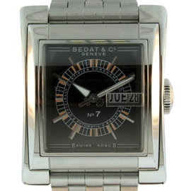 Bedat & Co. No.7 Automatic Stainless Steel Mens Watch