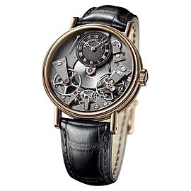 Breguet 7027br/g9/9v6 La Tradition Manual 37mm Watch