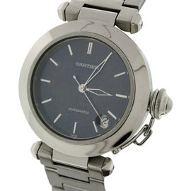 Cartier Pasha C Stainless Steel Automatic with Date 35mm Unisex Watch